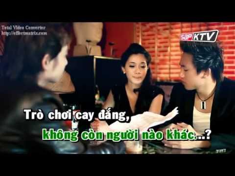 Karaoke HD ] Tro Choi Dang Cay  Chau Khai Phong