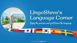 Como aprender un idioma 6ª parte