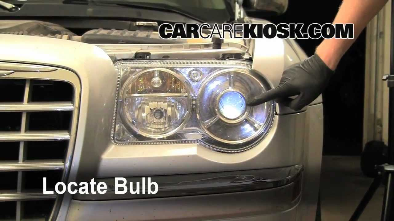2006 Chrysler 300c Headlight Turn Signal And Tailight
