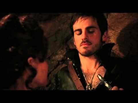 "OUAT (2×08) –  ""Into the Deep"" (Hook Scenes) – Part 3"