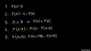 Dodatna pravila za računanje verjetnosti