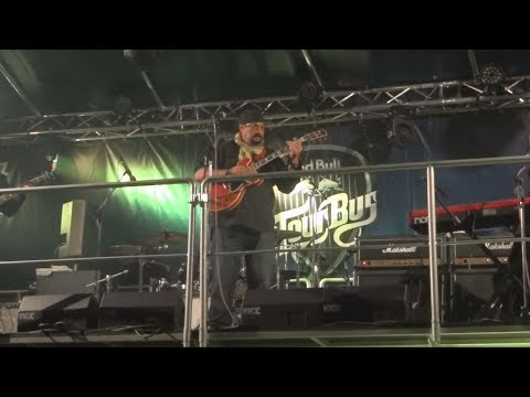 Steven Seagal´s Blues Band Rock For People 4.7.2014 ~ Live HD