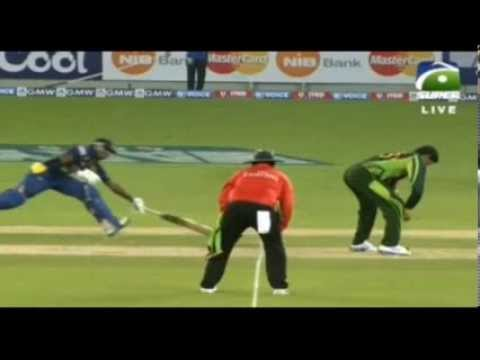 Pakistan vs Sri Lanka 2nd T20 13 December 2013 Part 1