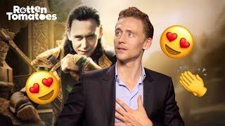 Thor: The Dark World Star Tom Hiddleston Sweeps His Fans