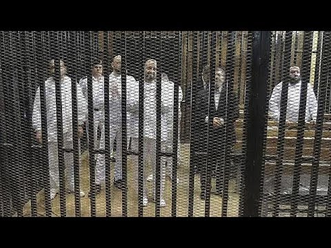 Egypt sentences 529 Muslim Brotherhood members to death