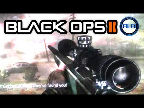 BLACK OPS 2 Info! - Zombies, Multiplayer Maps & New Trailer! (Call of Duty Black Ops 2)