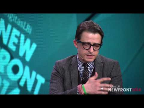 DigitasLBi NewFront 2014: What Are We Afraid Of? 15 Honest Minutes with Remi Carlioz