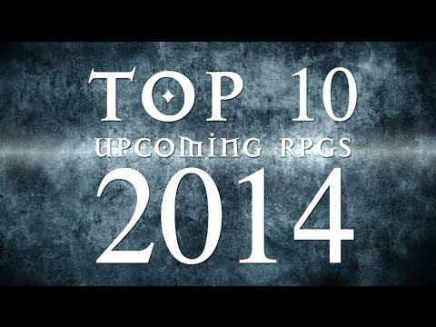Top 10 Upcoming RPGs for 2014