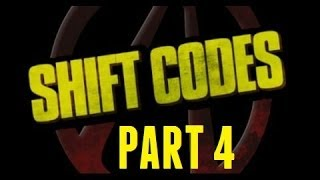 Borderlands 2: Legendary Shift Codes