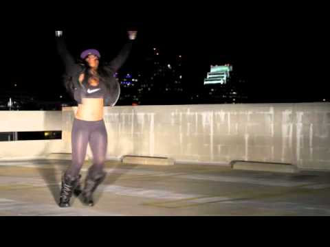 "Official Chris Brown ""Turn Up the Music"" Choreography by Keaira LaShae"