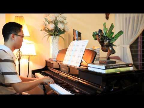 Vết mưa (Piano cover) - Nguyen Huyen Vu