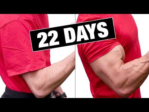 "Athlean X:Get ""Bigger Arms"" in 22 Days! (GUARANTEED)"