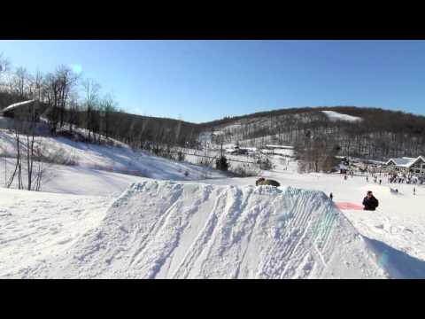 Grey Area Snowskate Jam 2014