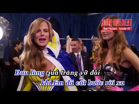[Karaoke] Trăng Bơ Vơ Remix - Đàm Vĩnh Hưng (Demo)