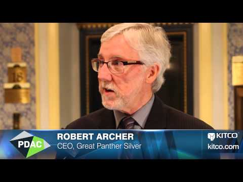 Best Season For Silver, Projecting $24/oz: Great Panther CEO | PDAC 2014