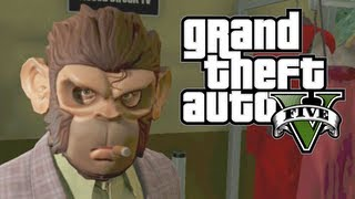 GTA V 5 Common Myths BUSTED (Masked Robbery, Buying Safe