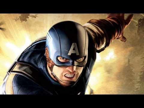 CAPTAIN AMERICA: SUPER SOLDIER Nintendo 3DS Launch Trailer