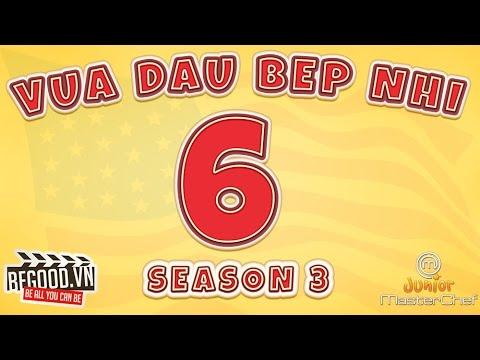 [Full màn hình] Vua Đầu Bếp Mỹ Nhí Mùa 3 Tập 6 - Masterchef Junior US Season 3 Episode 6 VietSub