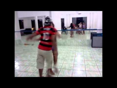 Dançando Tecno Melody 2014 - Edimar e Rayne