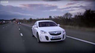 Vauxhall VXR road test - Top Gear - BBC