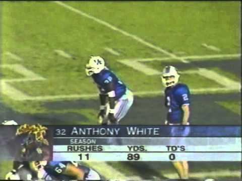 Tim Couch vs  Alabama 1997