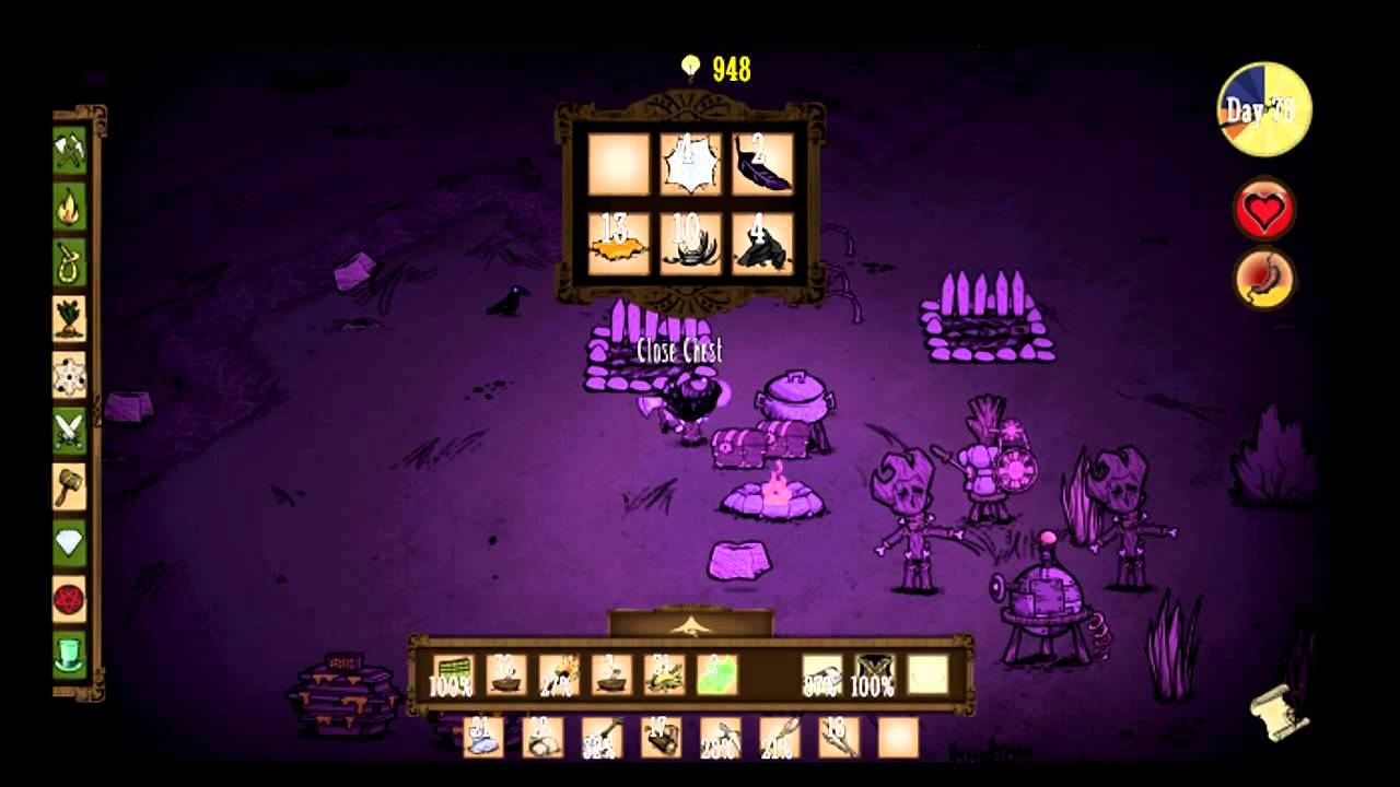how to make boards in dont starve