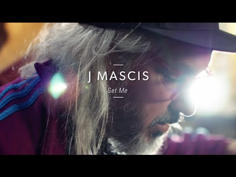 Squier J Mascis Jazzmaster