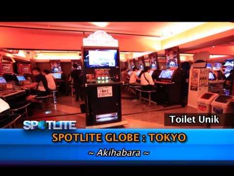 SPOTLITE GLOBE TOKYO ( SPOTLITE TRANS7 )