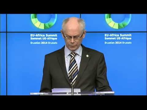 Eu-Africa Summit - Day 2