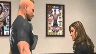 WWE SvR2011 Brock Lesnar Vs Undertaker No Mercy 2002 Hell
