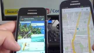 Como Enviar Mi Ubicacion Por Whatsapp Samsung Galaxy Ace