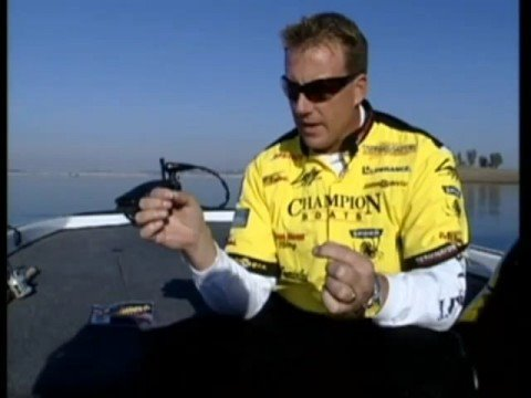 Bass Fishing Tips - Skeet Reese drop shot