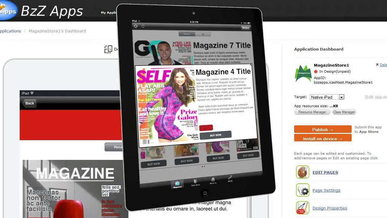 Part 2: Adding a NewsStand Magazine App to iTunesConnect