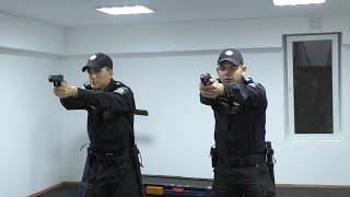 Курсанти університету вчаться влучній стрільбі