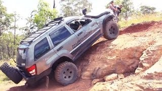 Sick Jeep Grand Cherokee, Jeeps Meet Offroading
