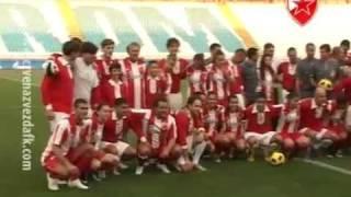 ŽFK Crvena Zvezda Montevideo, Bog Te Video 4:2 (27.09