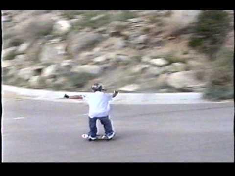 Worst accident I've ever seen! Skateboarder almost dies!