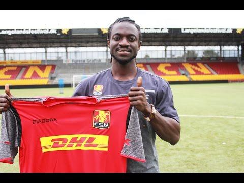 VIDEO: Watch goal scoring exploits of Nordsjælland new signing Ernest Asante