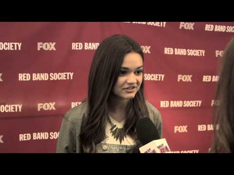 RED BAND SOCIETY 2014 Interviews - Totally Lexi