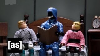 Robot Chicken: Cobra's PSA
