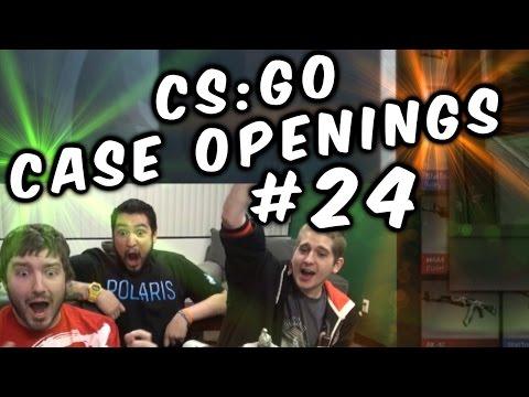 HOLY MEOW! - CS:GO Case Openings ft. Seamus & Nova Pt. 2 of 2