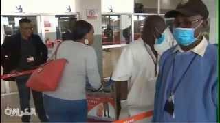 دم الناجين من إيبولا في السوق السوداء