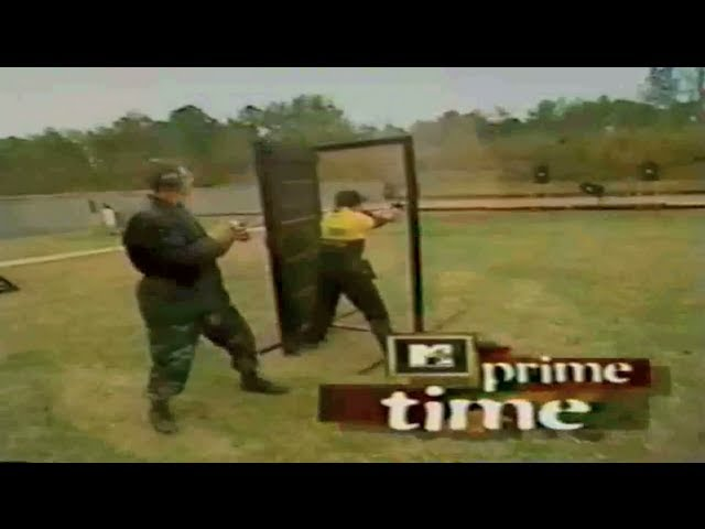 US Army Marksmanship Unit Action Shooting Demo As Seen on MTV