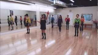 Sing & Dance Cha Cha Cha Line Dance (Dance & Teach