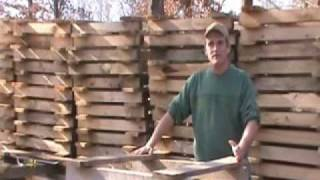 Introduction To Re-claiming Pallet Wood