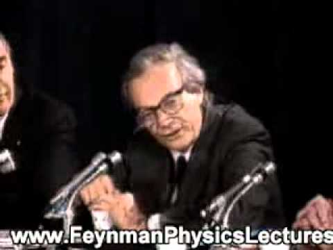 Richard Feynman: Challenger Crash O-Ring