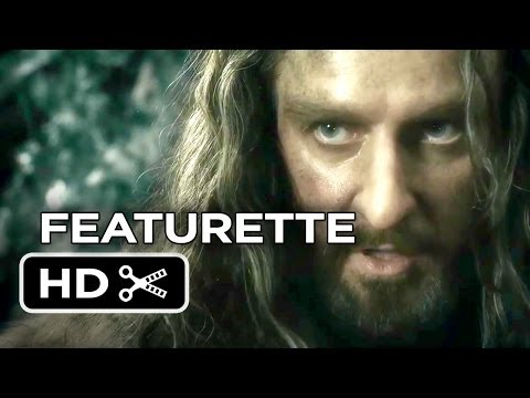 The Hobbit: The Desolation of Smaug 3D Featurette (2013) - Lord of the Rings Movie HD
