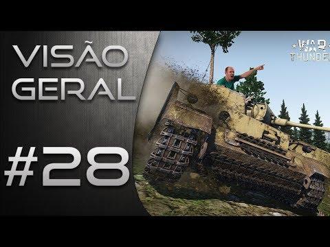 War Thunder Ground Forces + Recrutamento - Visão Geral  #28