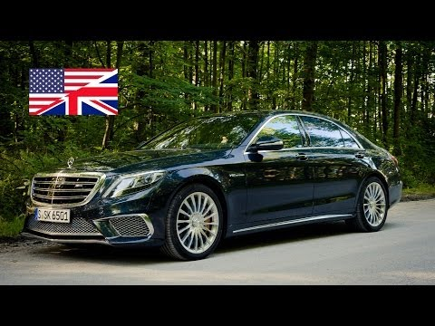 2014 Mercedes-Benz S 65 AMG (V222) Start Up, Exhaust, Test Drive, and In Depth Review english
