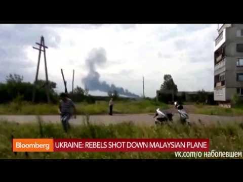 Malaysian Plane Crash Amid 'Shadow War': Bremmer